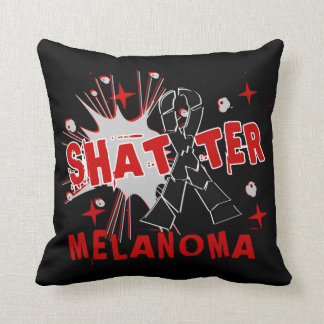 Shatter Melanoma Pillows