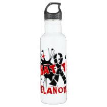 Shatter Melanoma Water Bottle