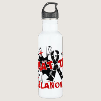 Shatter Melanoma Water Bottle