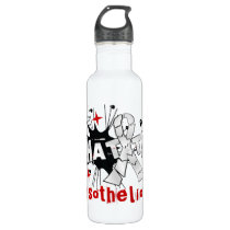 Shatter Mesothelioma Water Bottle