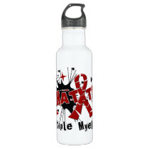 Shatter Multiple Myeloma Water Bottle