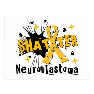 Shatter Neuroblastoma Postcards