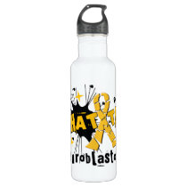 Shatter Neuroblastoma Stainless Steel Water Bottle