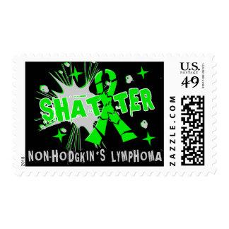 Shatter Non-Hodgkin's Lymphoma Postage