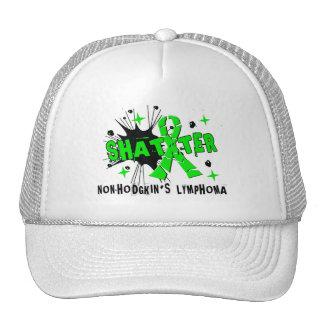 Shatter Non-Hodgkin's Lymphoma Trucker Hats