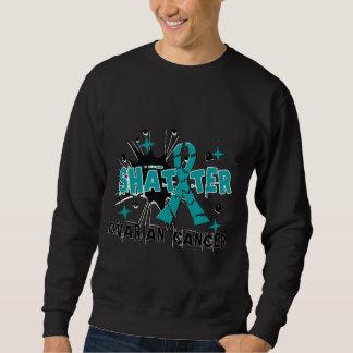 Shatter Ovarian Cancer Sweatshirt