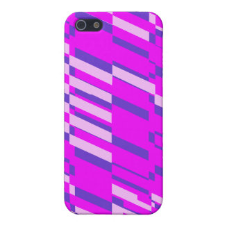 Shatter Pink Purple iPhone 4 Case