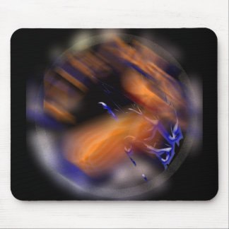 SHATTER Planet Mouse Pad