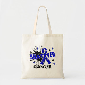 Shatter Rectal Cancer Tote Bags