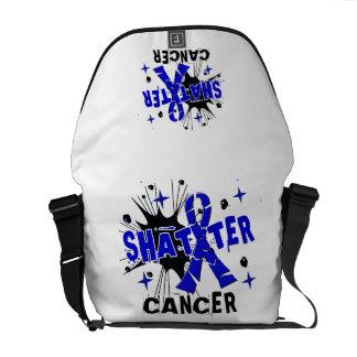 Shatter Rectal Cancer Messenger Bags