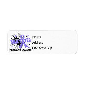 Shatter Stomach Cancer Label