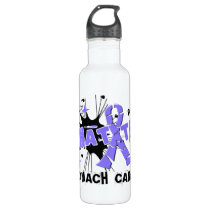 Shatter Stomach Cancer Water Bottle