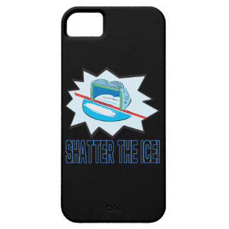 Shatter The Ice iPhone SE/5/5s Case