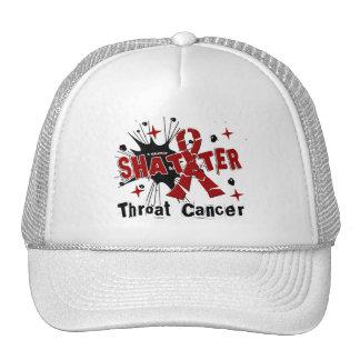 Shatter Throat Cancer Hat
