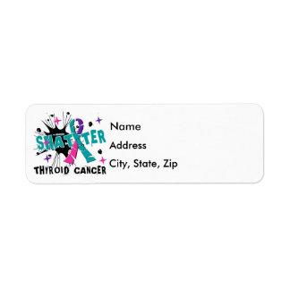 Shatter Thyroid Cancer Label