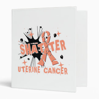 Shatter Uterine Cancer Binder