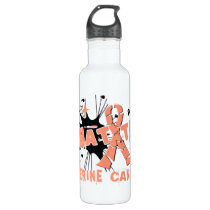 Shatter Uterine Cancer Stainless Steel Water Bottle