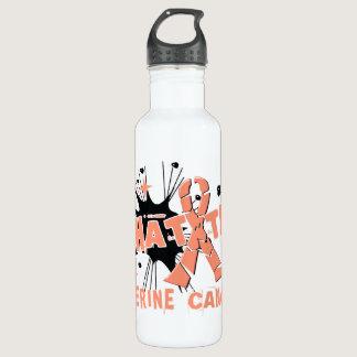 Shatter Uterine Cancer Stainless Steel Water Bottle