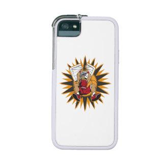 Shattered Basketball Backboard Case For iPhone SE/5/5s
