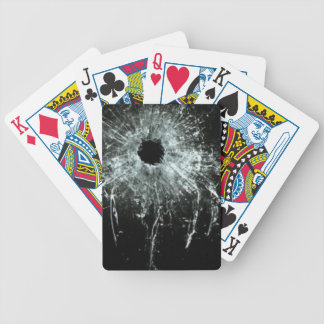 Shattered Bicycle Playing Cards