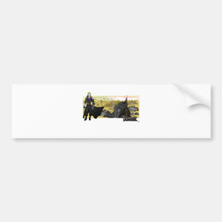 Shattered Dreams Bumper Stickers