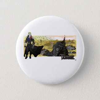 Shattered Dreams Pinback Button