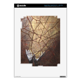 Shattered Glass and Sunlight iPad 3 Skins