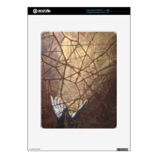 Shattered Glass and Sunlight Skins For iPad