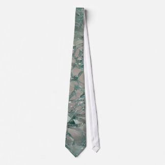 Shattered Glass Background (Faux) Tie