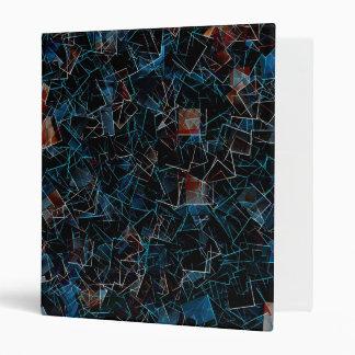 Shattered Glass Binder