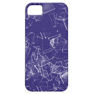 shattered glass iPhone SE/5/5s case