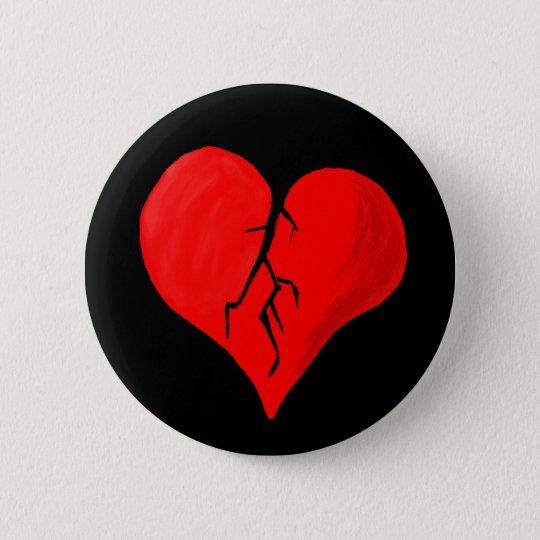 shattered heart button