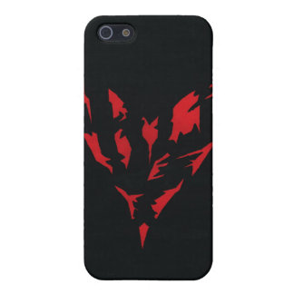 Shattered Heart iPhone case 5/5S
