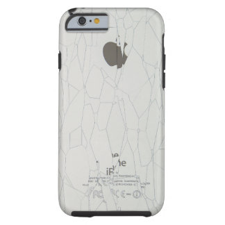 Shattered iPhone 6 (1) Tough iPhone 6 Case