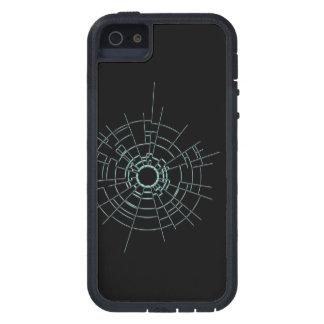 Shattered iPhone SE/5/5s Case