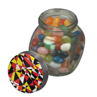 Shattered Life with Rays of Hope Jelly Belly Candy Jars