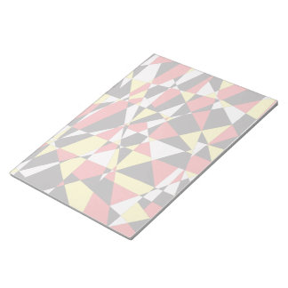 Shattered Life with Rays of Hope Notepad