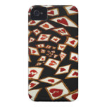 shattered Luv BB case iPhone 4 Case-Mate Cases