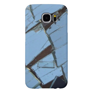 Shattered Mirror Photo Phone Case