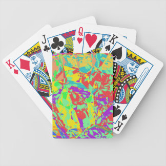 SHATTERED BICYCLE CARD DECK