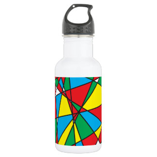 Shattered Rainbows Stainless Steel Water Bottle