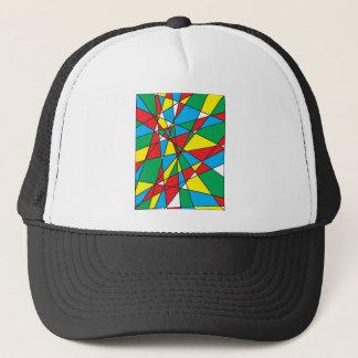 Shattered Rainbows Trucker Hat