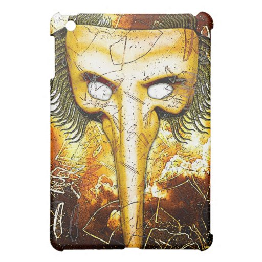 Shattered Reality – Face of the Old Gods! iPad Mini Covers