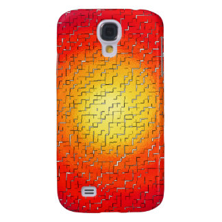 Shattered Star Galaxy S4 Case