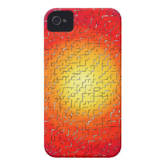 Shattered Star iPhone 4 Case