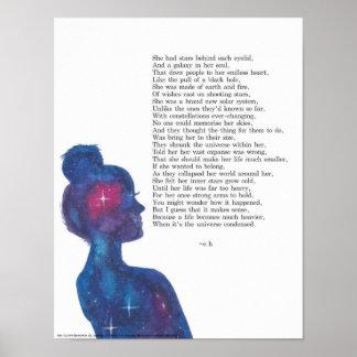 Shattered Starlight Poster