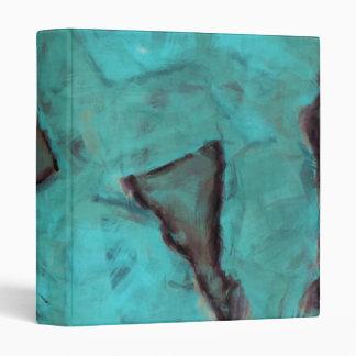 Shattered TPD Vinyl Binder