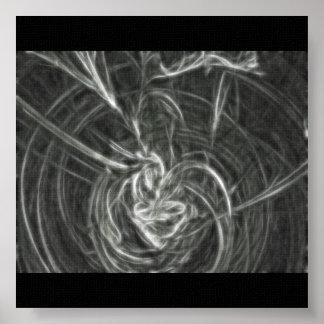 ShatterLinez Canvas Print 2