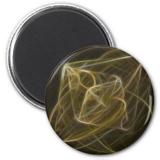 ShatterLinez Gear 10 2 Inch Round Magnet
