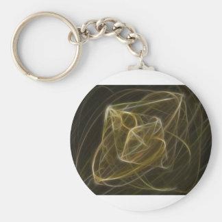 ShatterLinez Gear 10 Basic Round Button Keychain